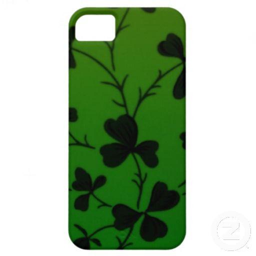Case-Mate iPhone 5 Shamrock Design