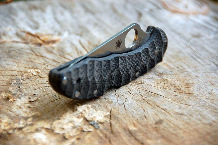 Spyderco Delica 4 custom scales   Knives   Edc knife
