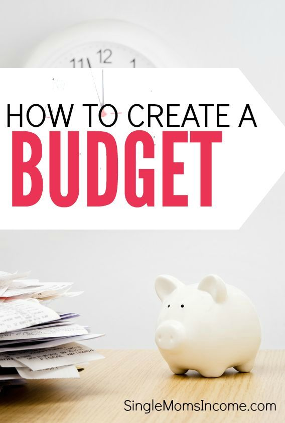 How to Create a Budget (Plus Free Budget Worksheet Worksheets - how to make a monthly budget spreadsheet