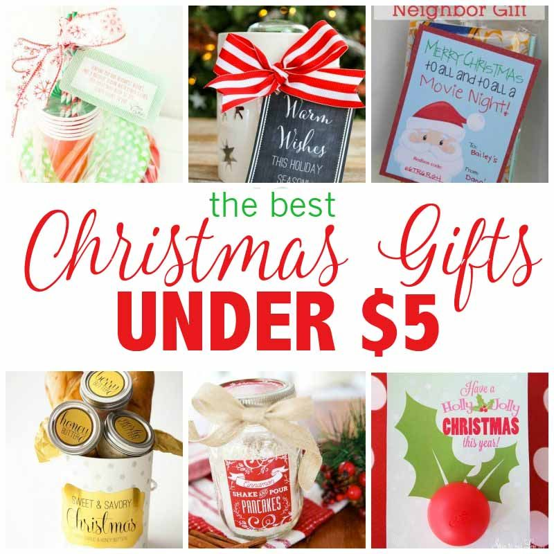 Thoughtful Diy Christmas Gifts: Best Gifts Under $5 That Everyone Will Love