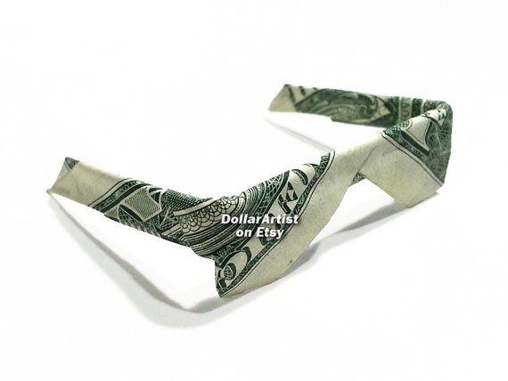 dollar note falten