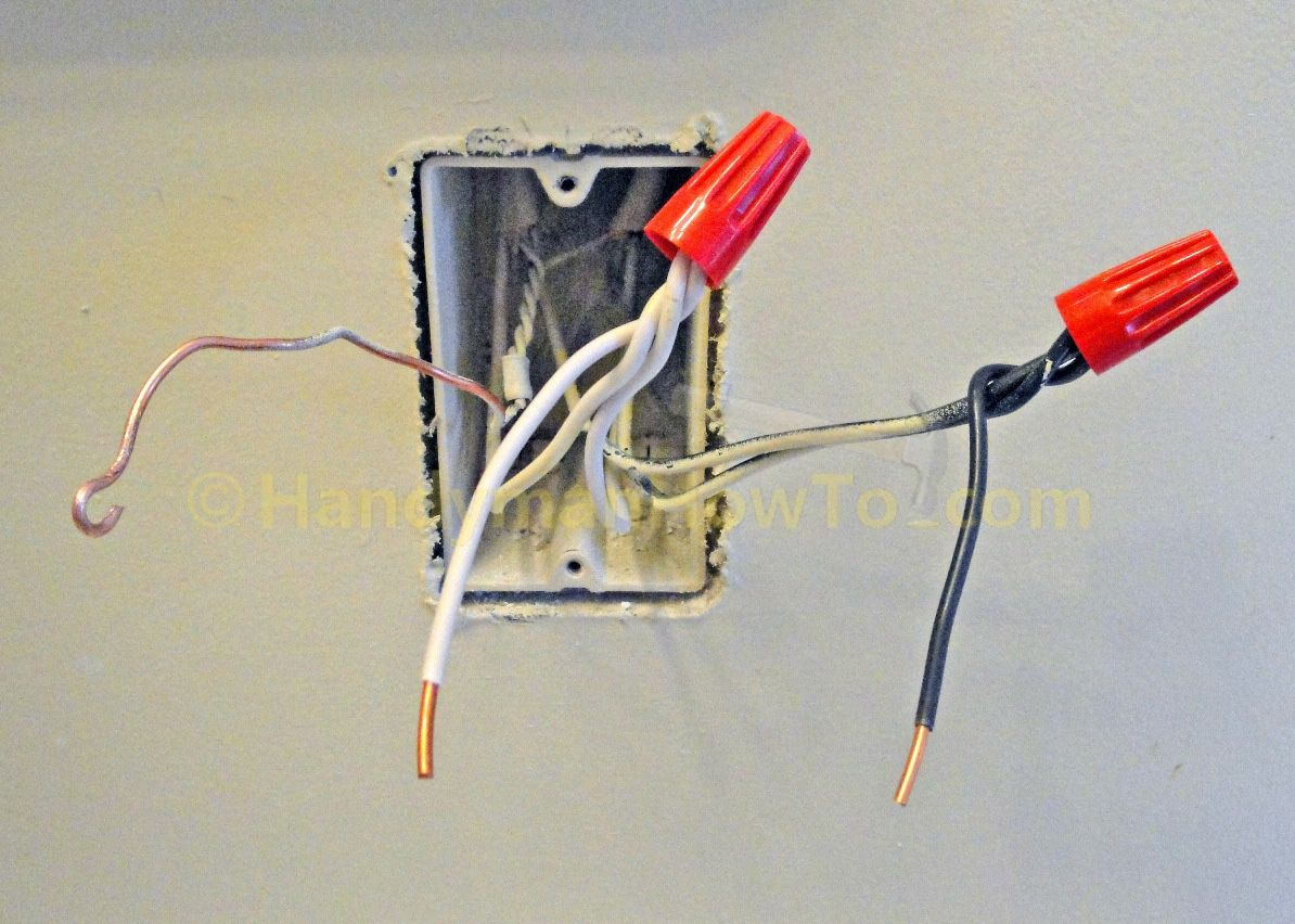 Electrical Outlet Pigtail Wiring Connections | Wiring | Pinterest ...