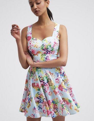 Chi Chi London Sukienka Letnia Multi Summer Dresses Chi Chi London Fashion