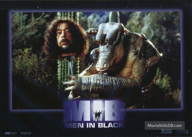Men In Black lobby card