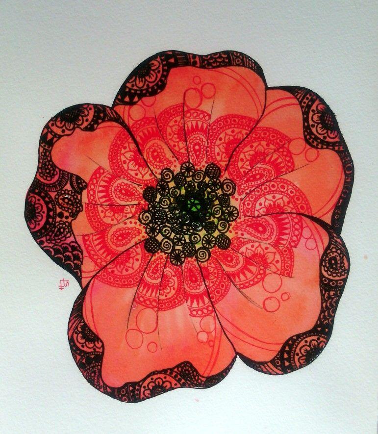 Hypnotic poppy