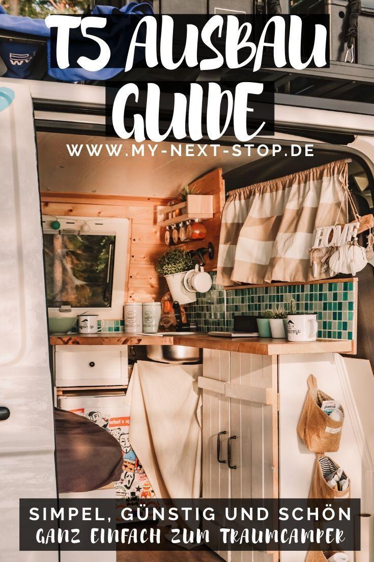 Photo of VW T5 ausbauen – in simplen Schritten zum Camper