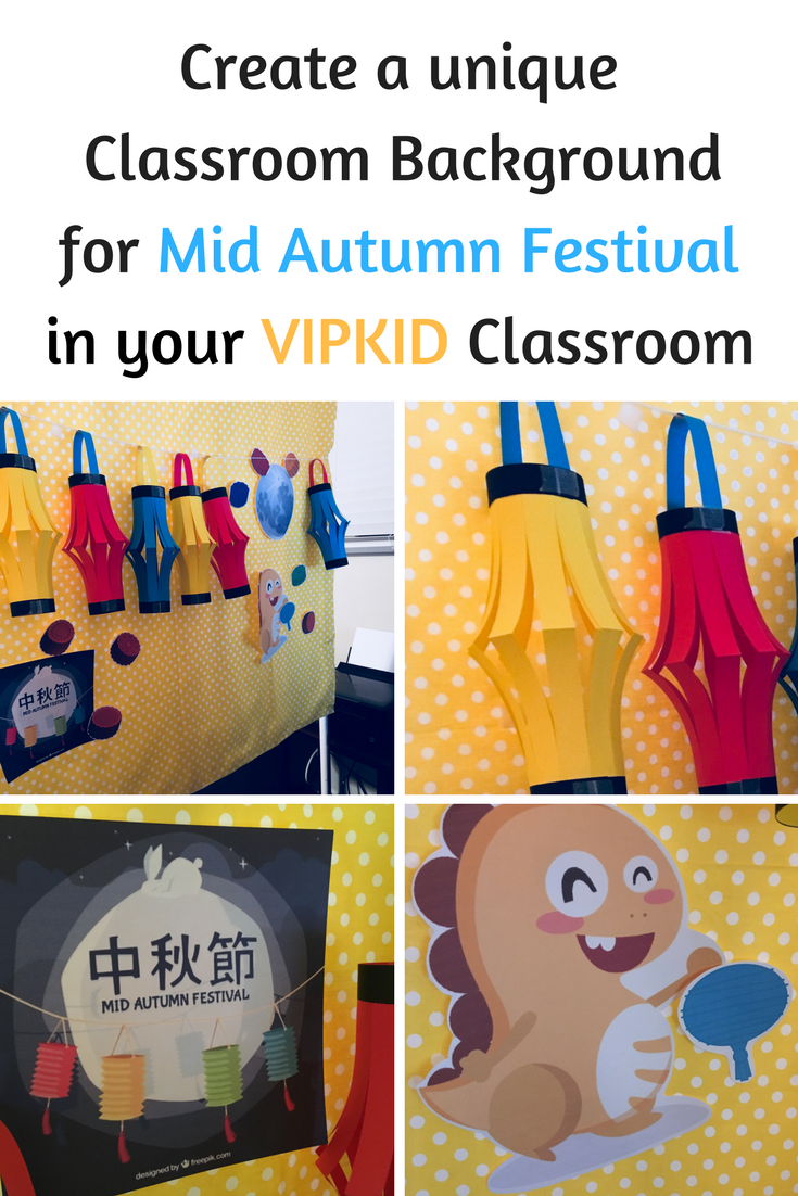 Mid,Autumn Festival is here! Create a unique background for