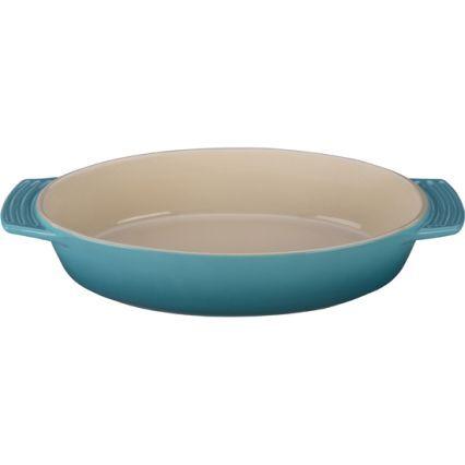 Le Creuset Oval Baker, 3.5 qt.   Sur La Table
