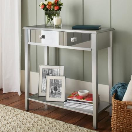10 Spring Street Astor Console Table Walmart Com Console Table Table Elegant Entryway