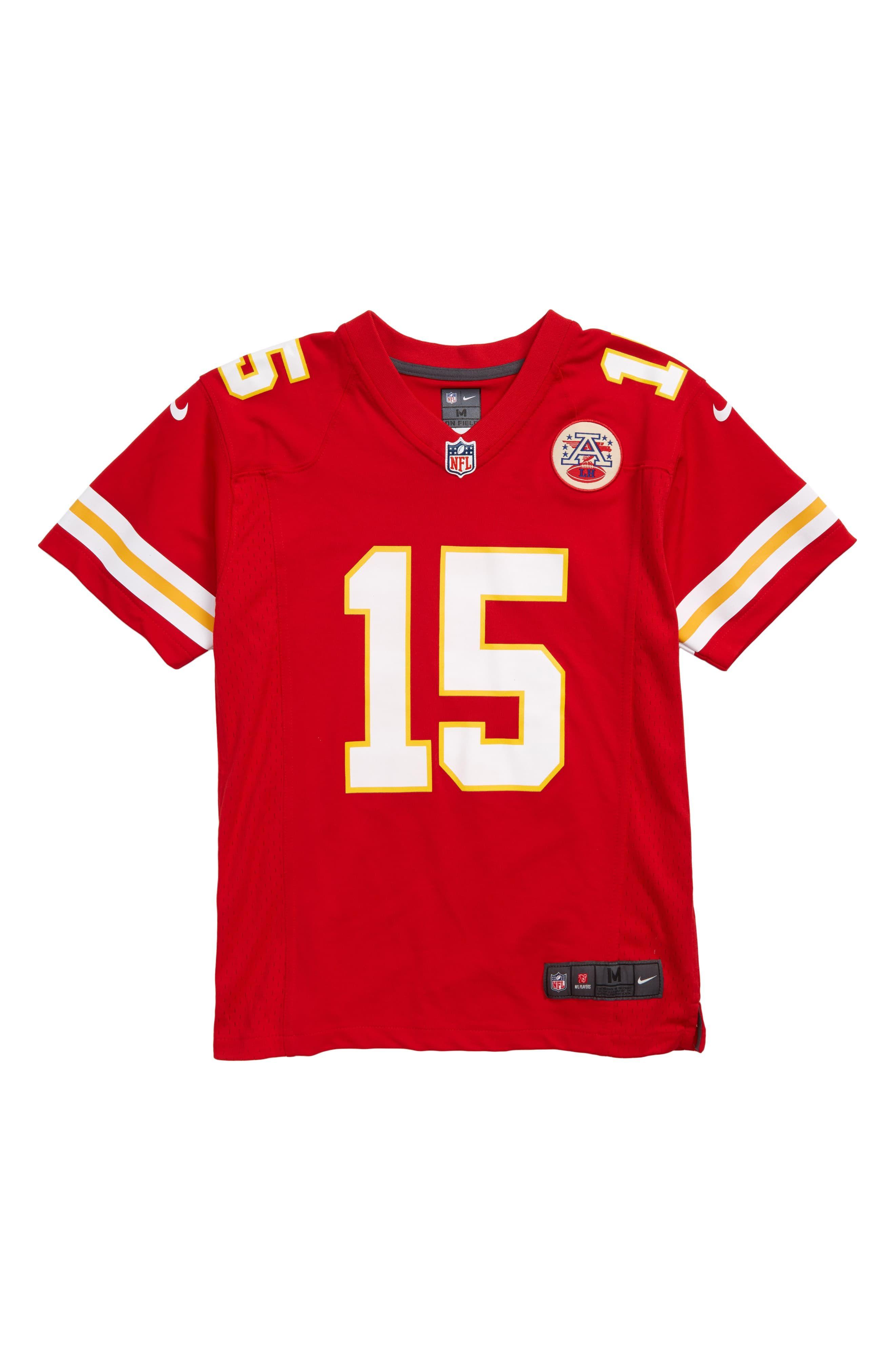 Boy's Nike Nfl Logo Kansas City Chiefs