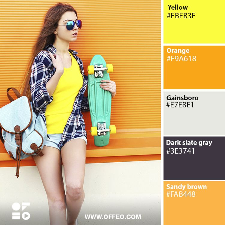 Trendy Summer 20 Summer Outfit Color Ideas for Inspiration is part of Trendy Clothes Color Combos - Whenever we hear the word, summer, bright colors, radiant clothes, and fun accessories easily come to mind  For a brief, twomonth window, we replace all our black, grey, and beige