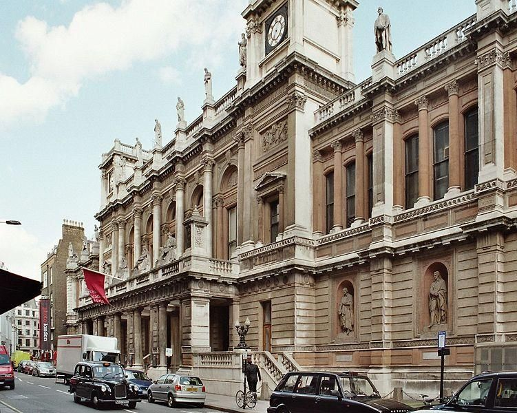royal academy of the arts in london, england [been]