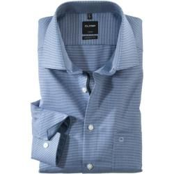 Photo of Olymp Luxor shirt, modern fit, Global Kent, Royal, 43 Olymp