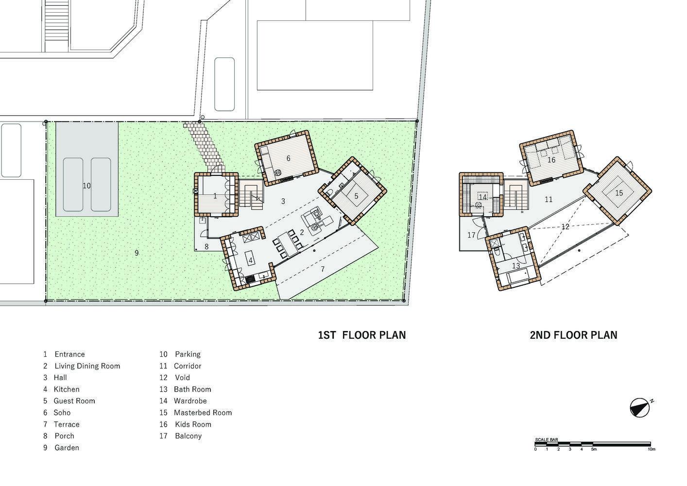 Gallery Of Shirasu Sakurajima Ecohouse Asei Architects 33 In 2020 Architect Gallery Floor Plans