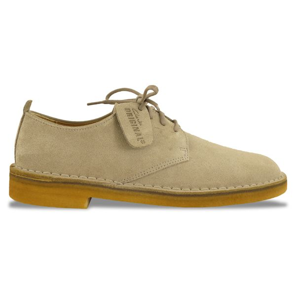 Clarks OriginalsDesert London Shoe in Sand Suede