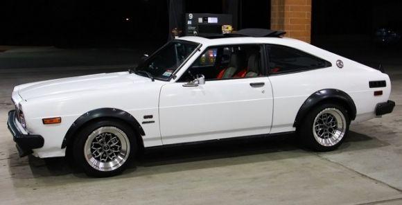 1979 Toyota Corolla Sr5 Coupe