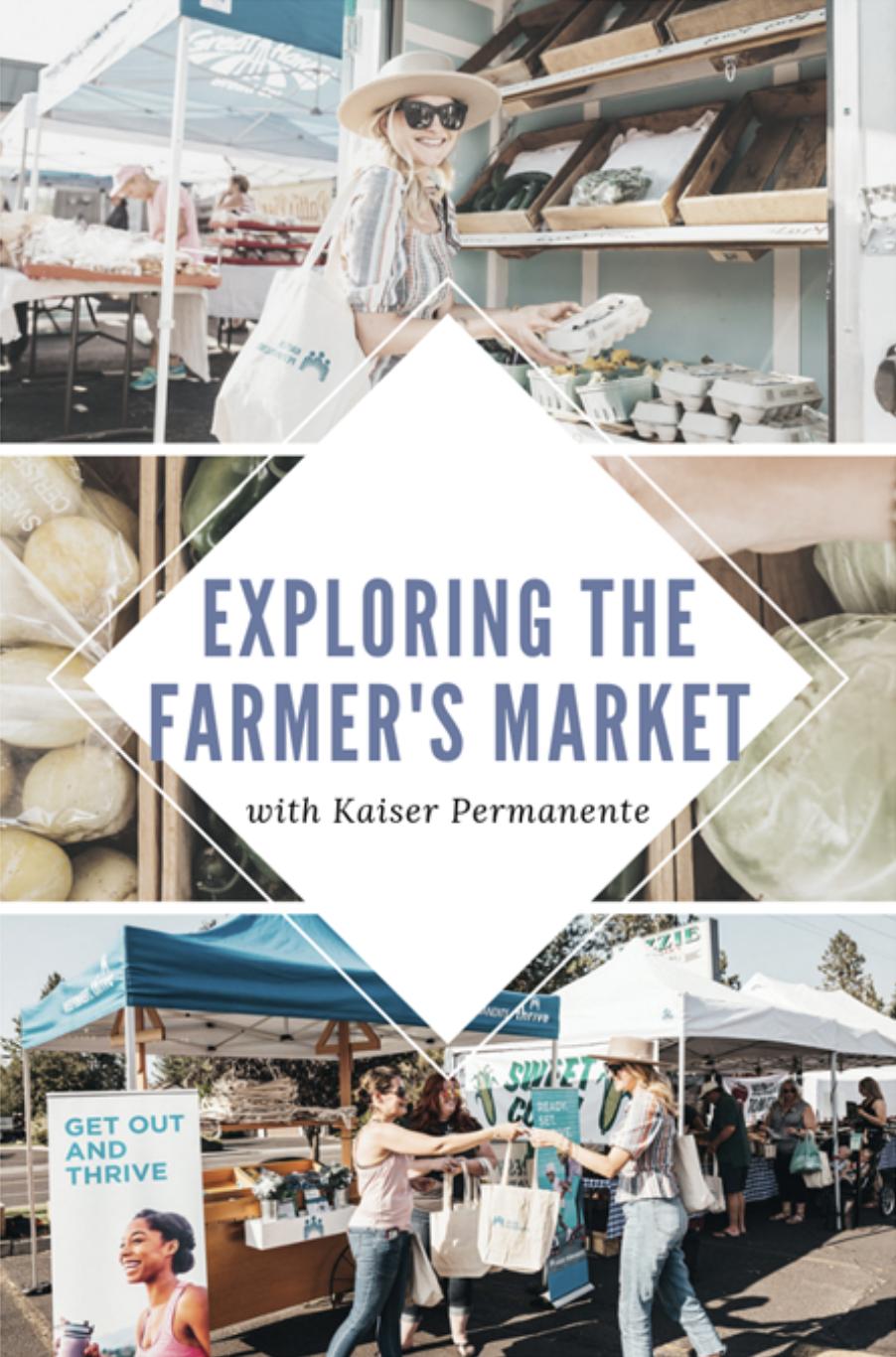 EXPLORING THE FAIRWOOD FARMER'S MARKET SPOKANE EATS