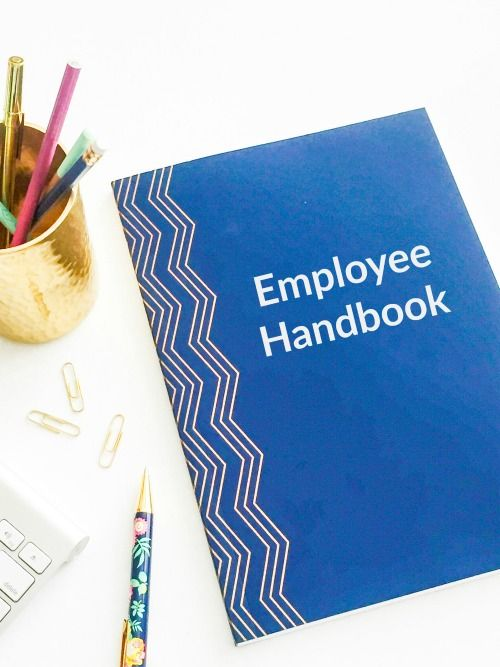 A Virtual Assistant can help create an Employee Handbook for your