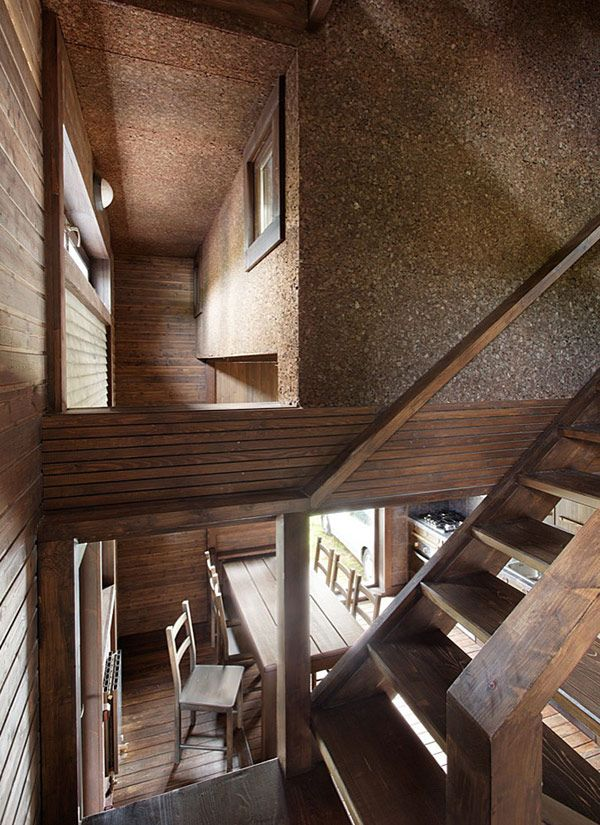 Home Design and Interior Design Gallery of Fascinating Wooden ...