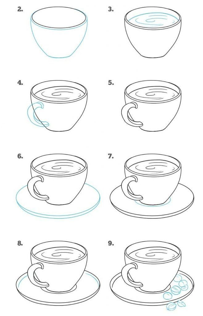 20 Easy Drawing Tutorials For Beginners Cool Things To Draw Step By Step Drawing Tutorial Easy Drawing Tutorials For Beginners Easy Drawings For Beginners