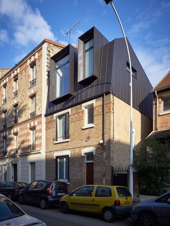 A24 pouss overcode architecture urbanisme for Agence architecture urbanisme