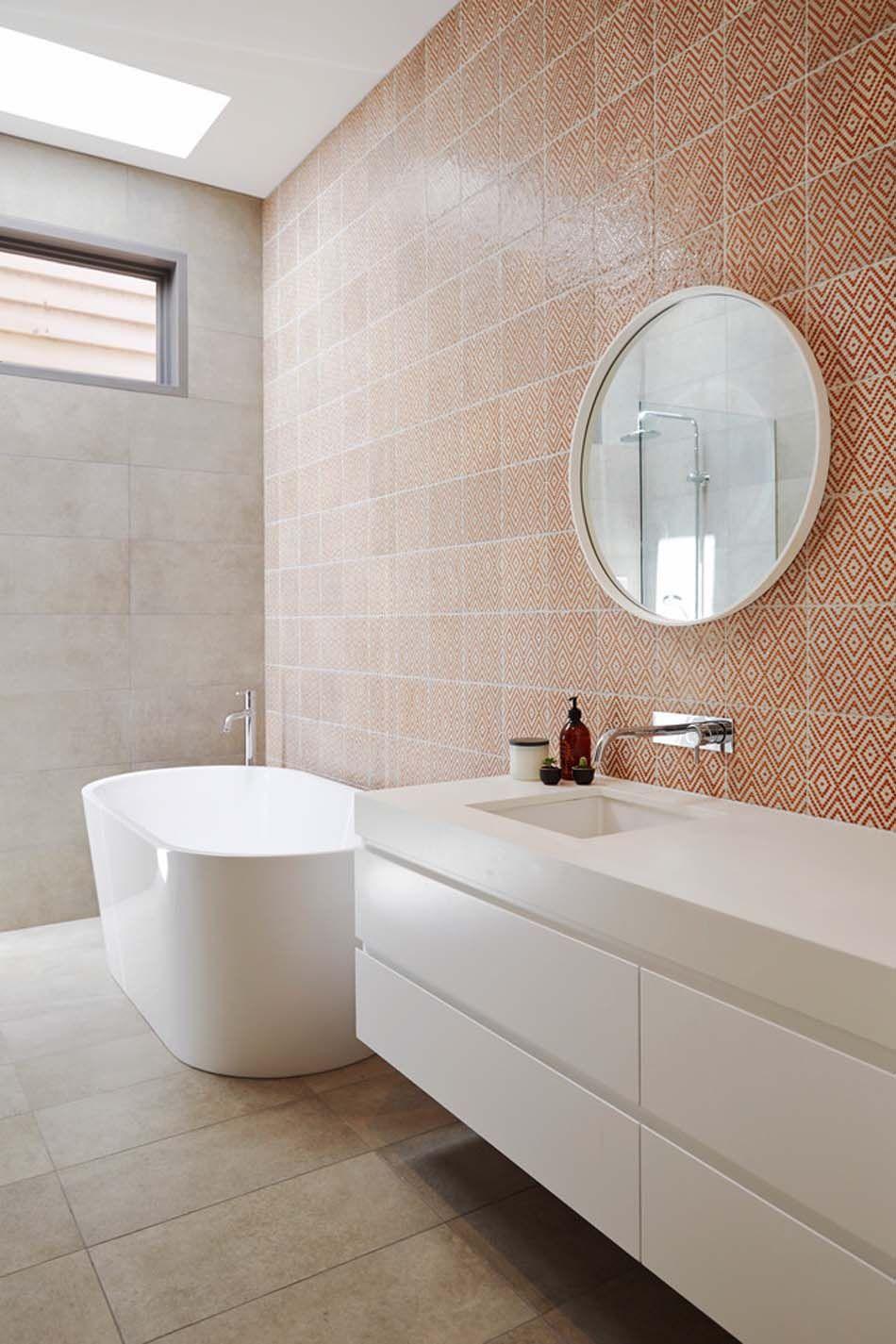 Carrelage design à l\'inspiration géométrique pour la salle de ...