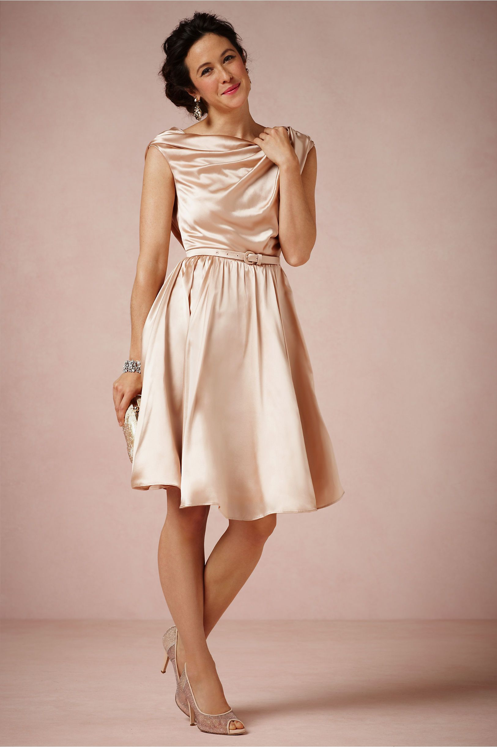 Preservation society dress in the bride reception dresses at bhldn