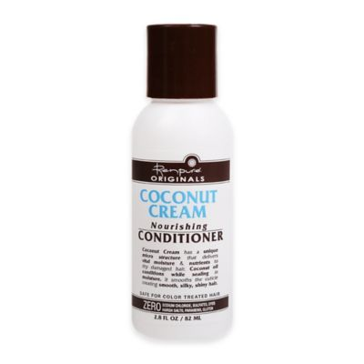 Renpure® Originals 2.8 oz. Coconut Cream Nourishing Conditioner - BedBathandBeyond.com