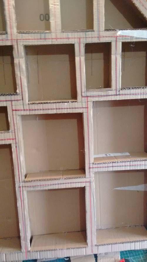 cardboard shelving unit (with tute) cheap easy - HOME SWEET HOME #cardboardshelves cardboard shelving unit (with tute) cheap easy - HOME SWEET HOME #cardboardshelves cardboard shelving unit (with tute) cheap easy - HOME SWEET HOME #cardboardshelves cardboard shelving unit (with tute) cheap easy - HOME SWEET HOME #cardboardshelves