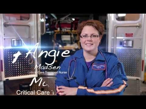 Critical Care Transport Nurse - Angie Madsen - YouTube Neonatal