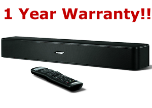 Bose Solo 5 Tv Sound System Bluetooth Includes Remote Factory