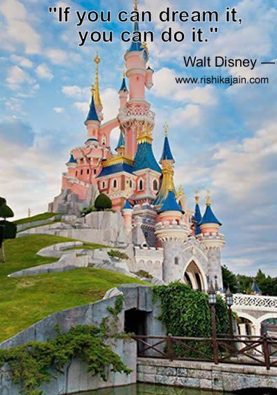 Walt Disney quote !!!