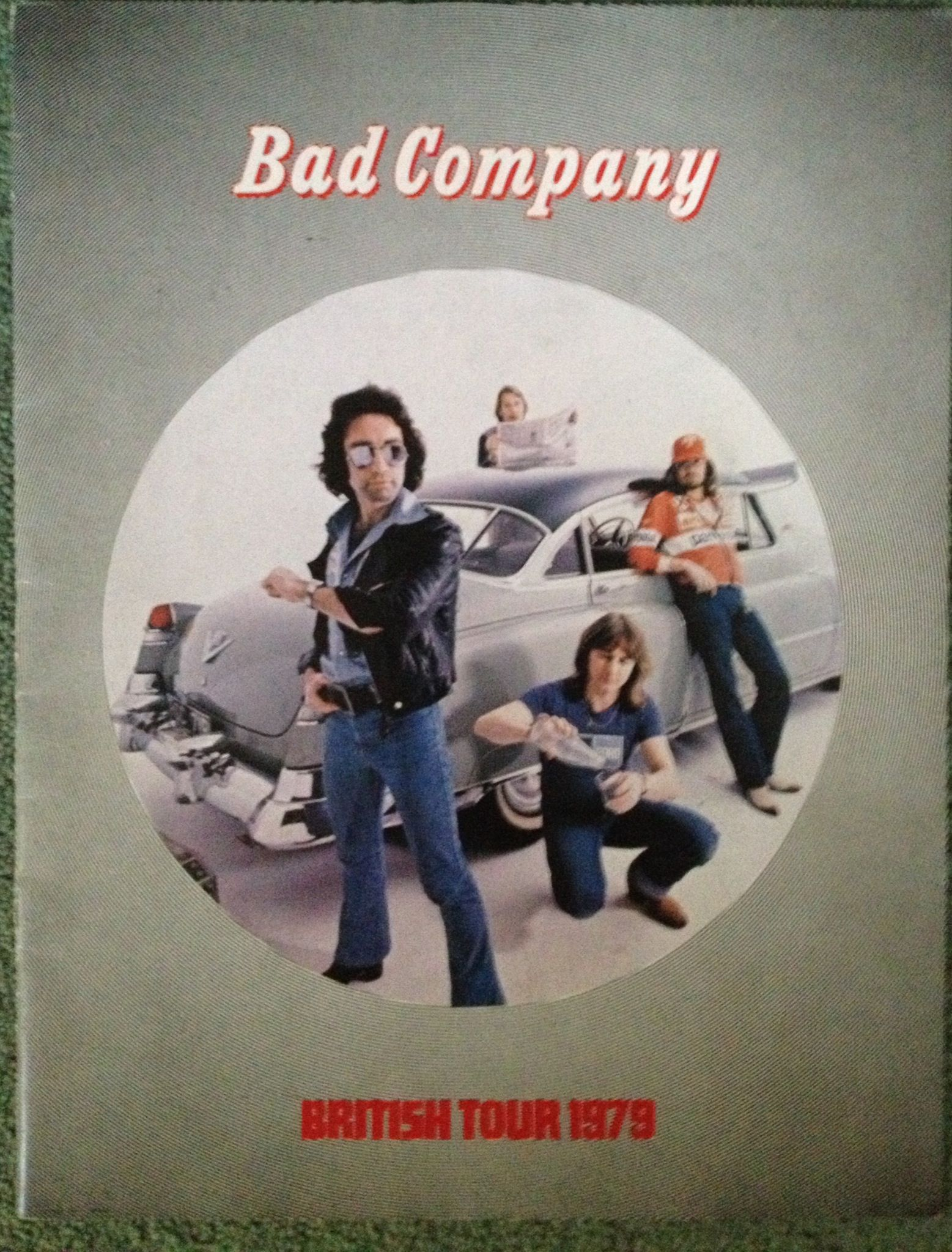 Bad Company Saw Them Live On This Tour The Concert Was