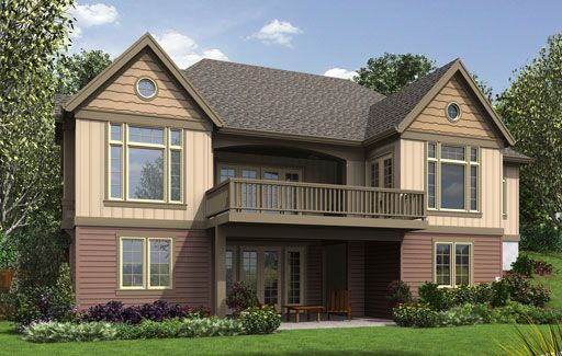 Featured House Plan BHG 9451