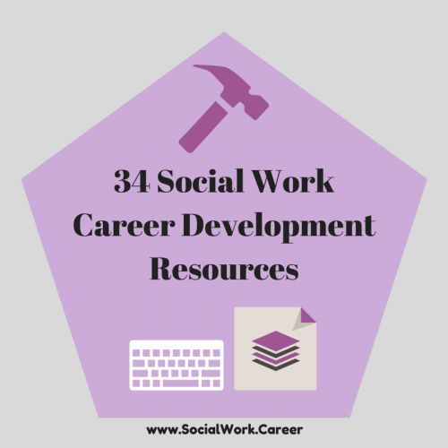 Social Work Career Resources Including Job Search Sites