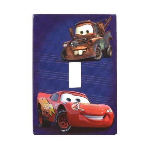 Disney Pixar Cars Lightning Mcqueen 42 Ceiling Fan With Light