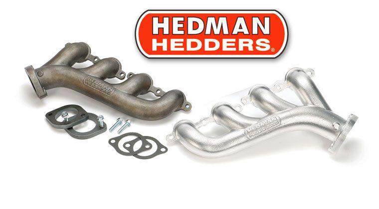Hedman Hedders Ls Swap Cast Iron Exhaust Manifolds Ls Swap It Cast Exhausted