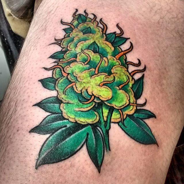 Resultado De Imagen Para Weed Tattoo Girl Tatuajes Pinterest