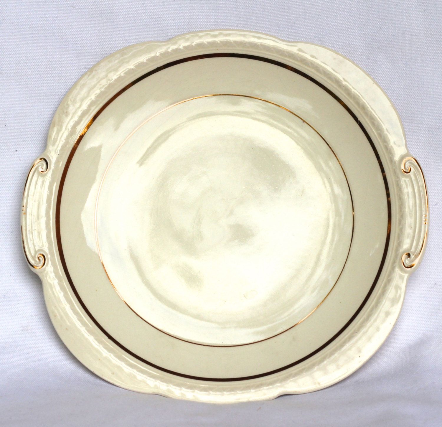 Decorative Dinner Plates Swinnertons Majestic Vellum Reg No 837607 Decorative Plate Bone