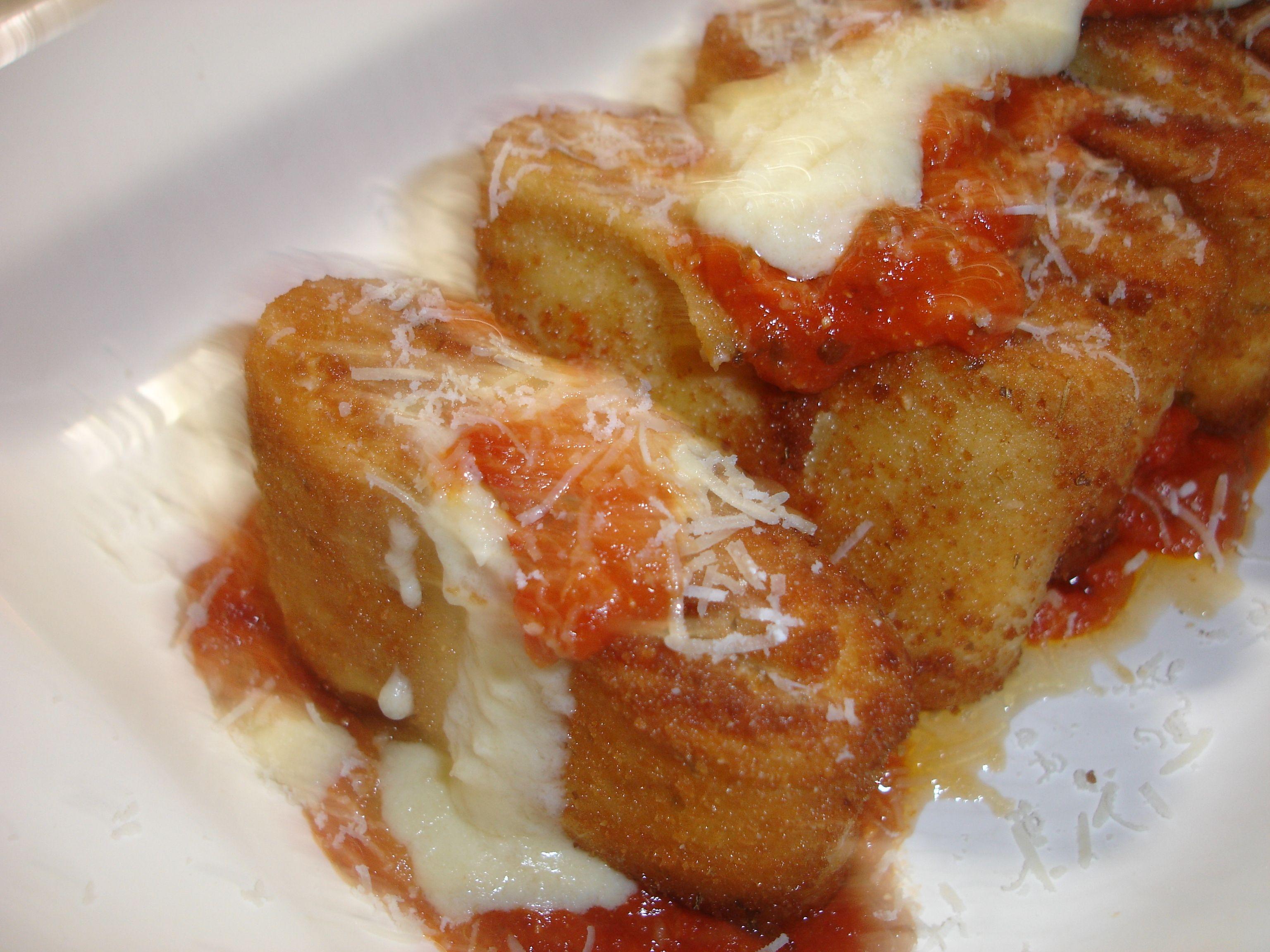 Olive Garden original Lasagna Fritta Recipe. | Olive gardens ...