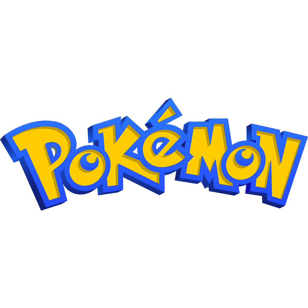 Pokemon Logo Png Pokemon Logo Pokemon Birthday Party Pokemon Birthday