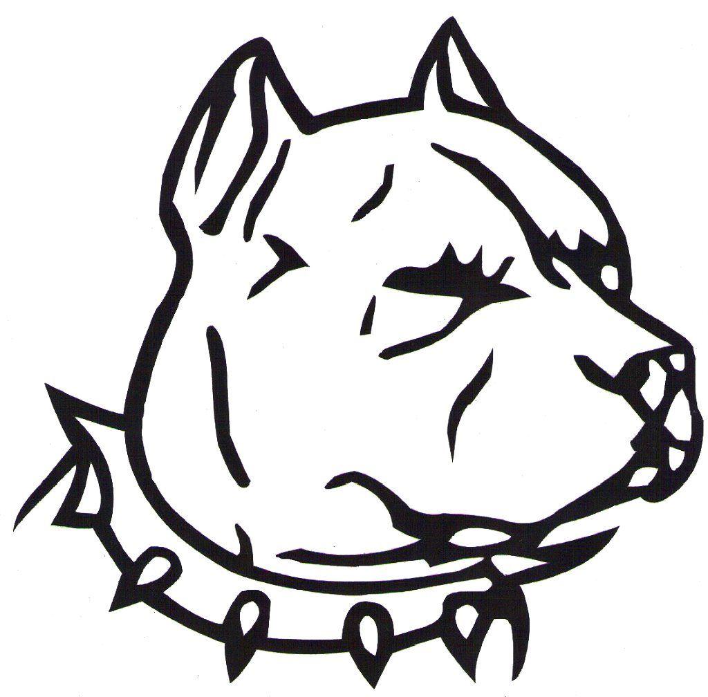 pit bull clipart cliparts co silhouettes stencils pinterest rh pinterest com pit bull puppy clipart pitbull black and white clipart