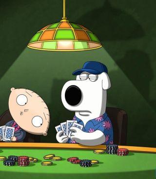 Family-Guy-Poker-tall-l.jpg (320×366)