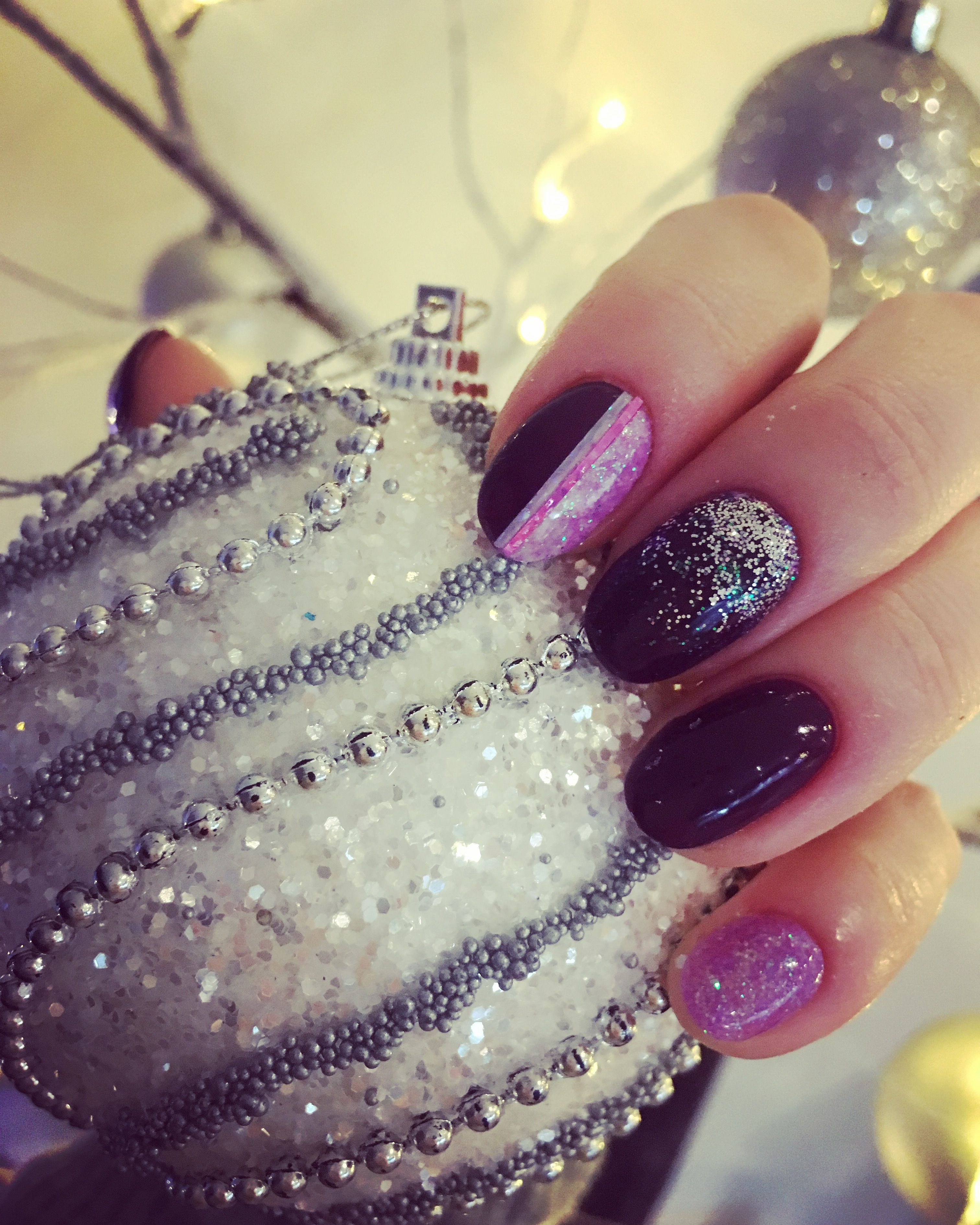 Jessica Christmas Nails: Jessica Geleration By Hayleyrogers21 #christmasnails