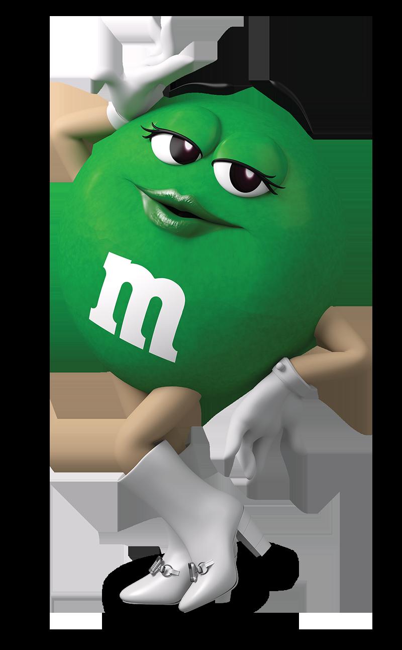 M M S Miss Green M M Characters Character Wallpaper M Wallpaper