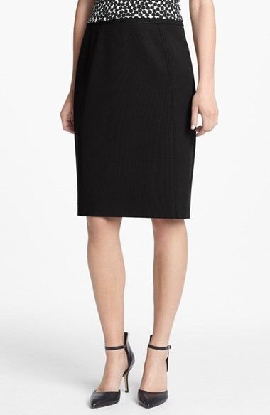 a7686d61fe NWT! Halogen Seamed Pencil Skirt | SZ 8 | A198 #Halogen #StraightPencil