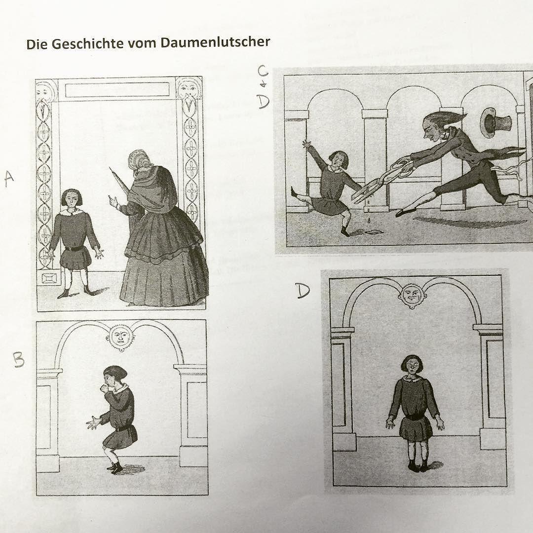 #DerDaumenlutscher by mrlasagna