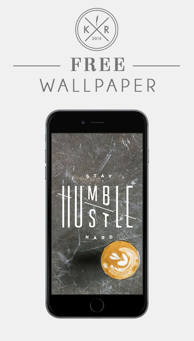 Stay Humble Hustle Hard Granite Coffee Background Quote Background,  Wallpaper On The Blog For Mobile