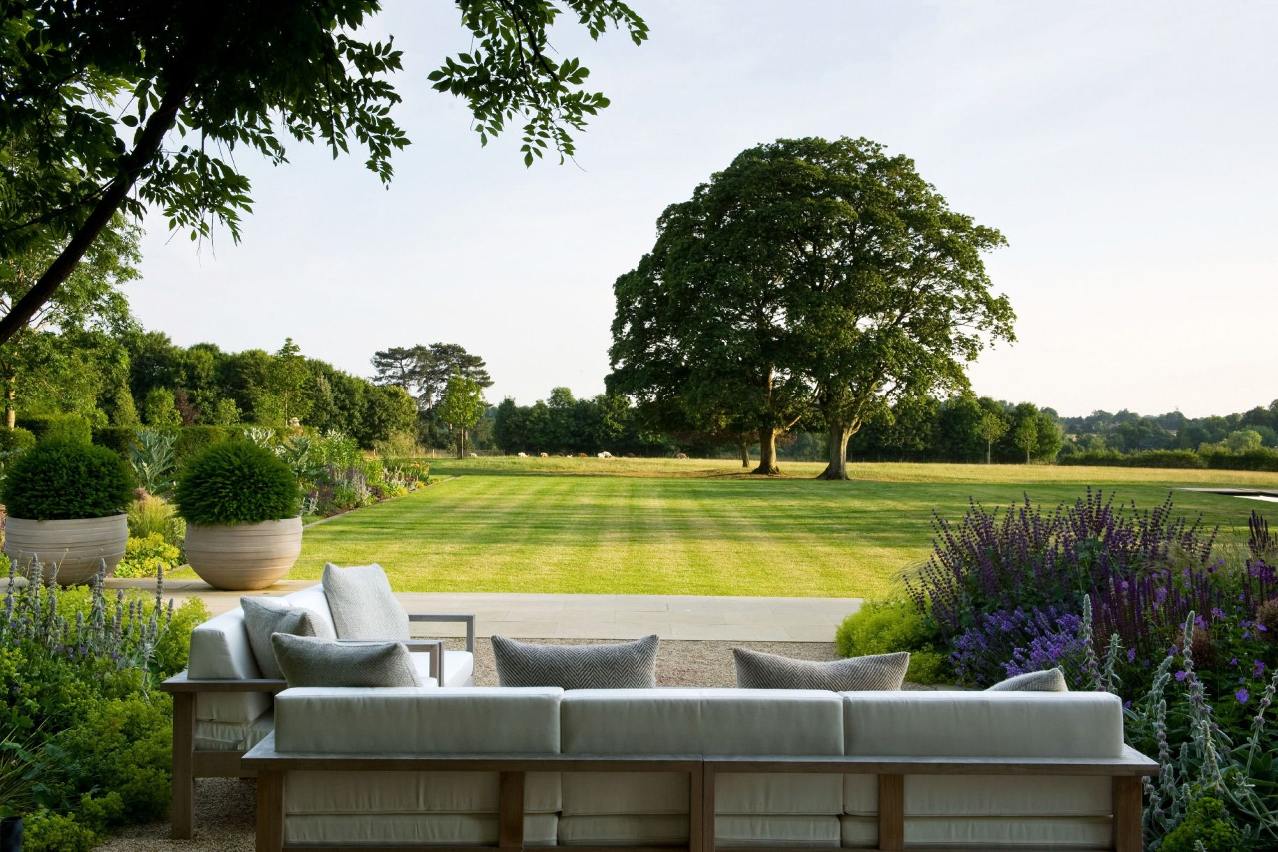 Marcus Barnett Studio — London — Cotswolds | Garden design ...