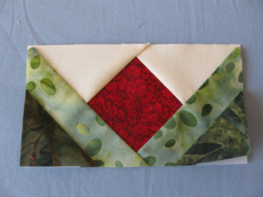 This Would Make A Beautiful Pieced Border Free Tutorial Paper